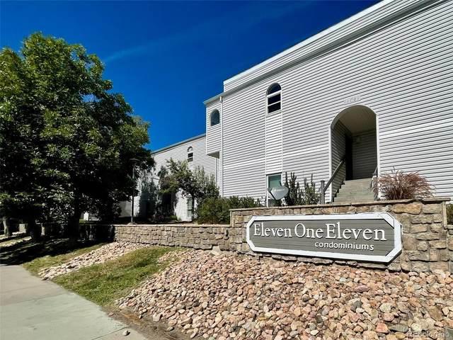 11115 E Alameda Avenue #202, Aurora, CO 80012 (#6525703) :: iHomes Colorado
