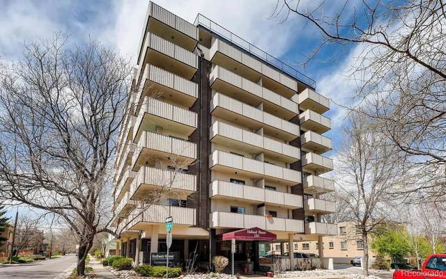 1313 Steele Street #505, Denver, CO 80206 (#6528762) :: Chateaux Realty Group