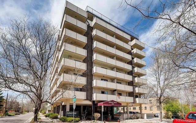 1313 Steele Street #505, Denver, CO 80206 (#6528762) :: Briggs American Properties