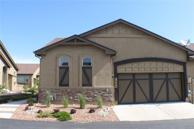 7668 Double Barrel Heights, Colorado Springs, CO 80923 (MLS #6528807) :: 8z Real Estate