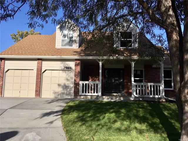 7969 S Cedar Circle, Littleton, CO 80120 (#6532877) :: Mile High Luxury Real Estate