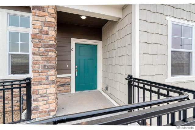 15501 E 112th Avenue 1C, Commerce City, CO 80022 (MLS #6537251) :: 8z Real Estate