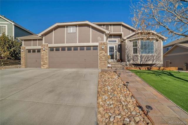1511 Bent Grass Circle, Castle Rock, CO 80109 (MLS #6538460) :: 8z Real Estate