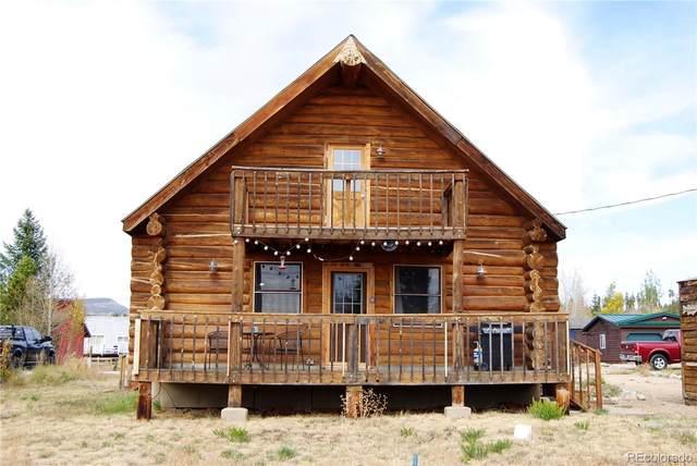50 Gcr 645, Grand Lake, CO 80447 (#6539388) :: Real Estate Professionals