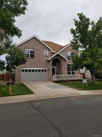 16540 E Hialeah Drive, Centennial, CO 80015 (#6539458) :: The Peak Properties Group