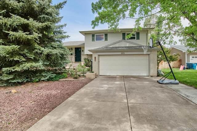 801 E Dogwood Avenue, Centennial, CO 80121 (#6542846) :: Kimberly Austin Properties