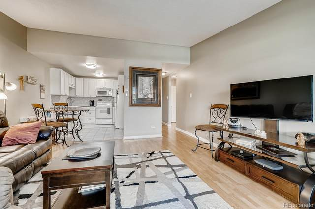 580 S Clinton Street 6D, Denver, CO 80247 (#6544570) :: The Colorado Foothills Team | Berkshire Hathaway Elevated Living Real Estate