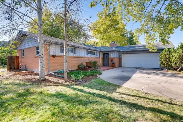 3273 S Florence Court, Denver, CO 80231 (MLS #6551032) :: 8z Real Estate