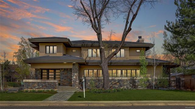 200 S Glencoe Street, Denver, CO 80246 (#6552322) :: milehimodern