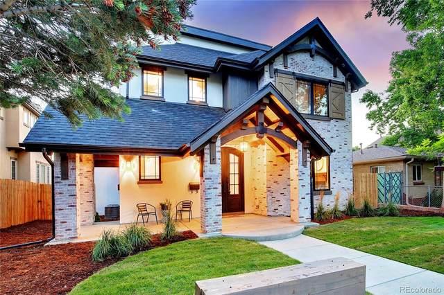 1919 S Pearl Street, Denver, CO 80210 (#6553398) :: Bring Home Denver with Keller Williams Downtown Realty LLC