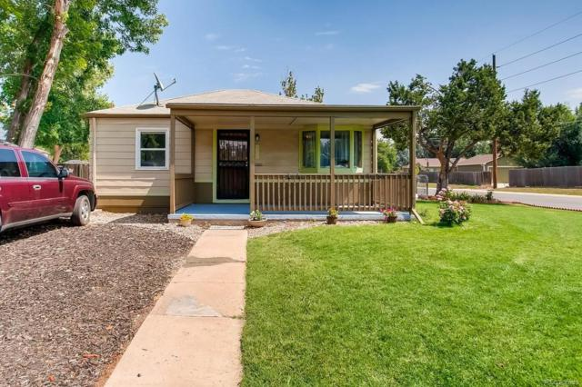 1700 N Wabash Street, Denver, CO 80220 (#6557818) :: Ben Kinney Real Estate Team