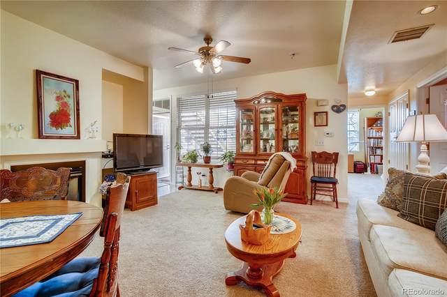 2800 W Centennial Drive K, Littleton, CO 80123 (#6559773) :: Briggs American Properties