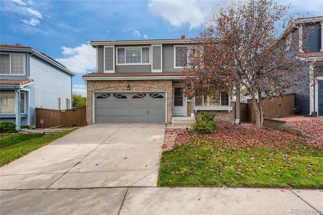 1277 Briarhollow Lane, Highlands Ranch, CO 80129 (#6560576) :: The DeGrood Team