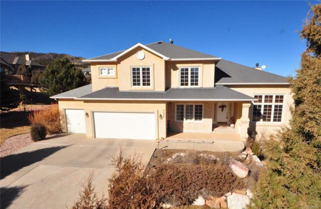 4250 Cedar Heights Drive, Colorado Springs, CO 80904 (#6565990) :: The Pete Cook Home Group