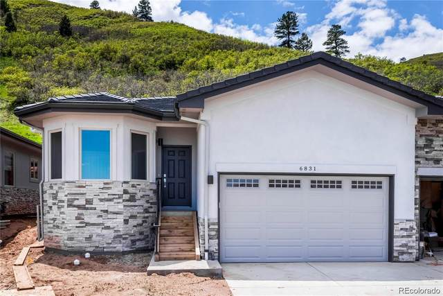 6855 Surrey Trail, Littleton, CO 80125 (#6568084) :: Compass Colorado Realty