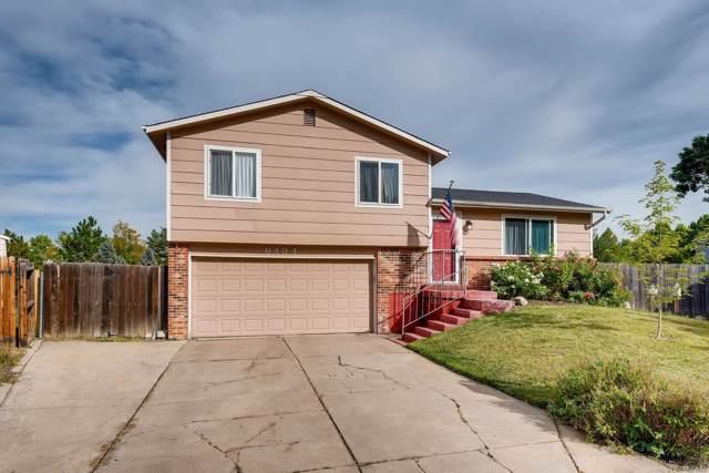 6434 S Iris Court, Littleton, CO 80123 (MLS #6568390) :: 8z Real Estate