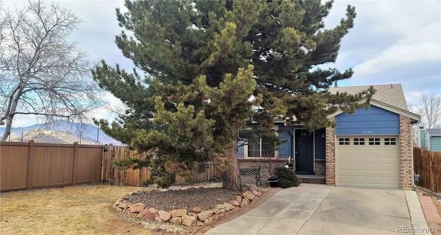 13195 W Cross Lane, Littleton, CO 80127 (#6570450) :: Bring Home Denver with Keller Williams Downtown Realty LLC