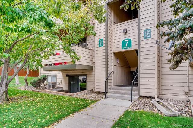370 Zang Street 7-303, Lakewood, CO 80228 (#6571716) :: The FI Team