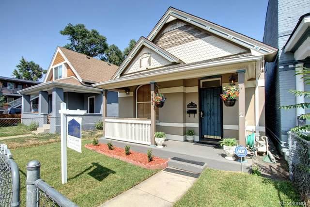 442 Galapago Street, Denver, CO 80204 (#6573784) :: The HomeSmiths Team - Keller Williams