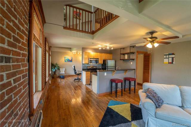 3249 W Fairview Place #210, Denver, CO 80211 (#6575205) :: Berkshire Hathaway HomeServices Innovative Real Estate