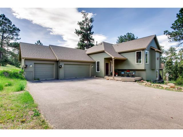 33628 Berg Lane, Pine, CO 80470 (MLS #6579945) :: 8z Real Estate
