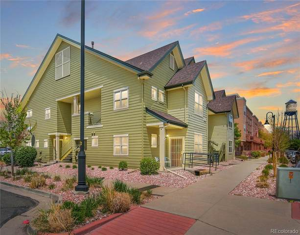 5411 Water Tower Promenade #200, Arvada, CO 80002 (#6580017) :: The Colorado Foothills Team | Berkshire Hathaway Elevated Living Real Estate