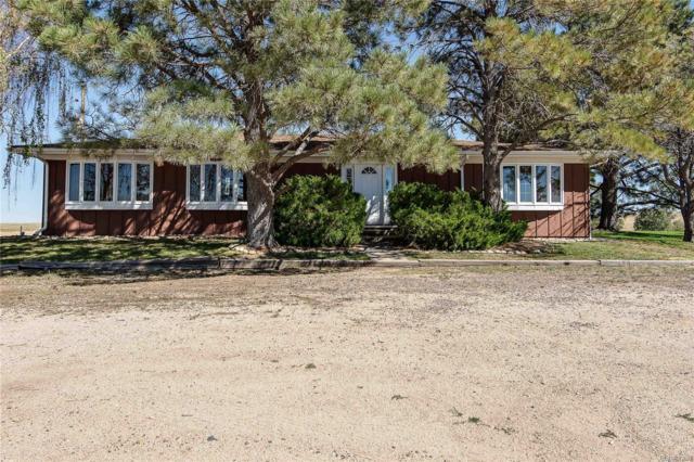 860 S Split Rock Road, Bennett, CO 80102 (MLS #6580129) :: 8z Real Estate