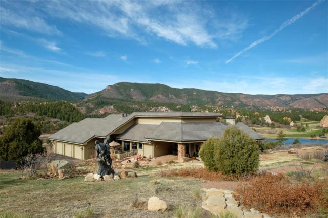 5133 Echo Valley Road, Larkspur, CO 80118 (#6580938) :: Structure CO Group