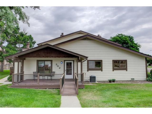 6901 W 87th Way #302, Arvada, CO 80003 (MLS #6582965) :: 8z Real Estate