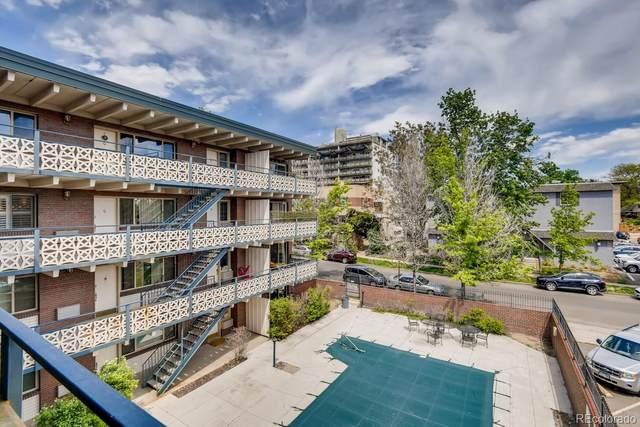 655 Pearl Street #304, Denver, CO 80203 (MLS #6583933) :: Find Colorado