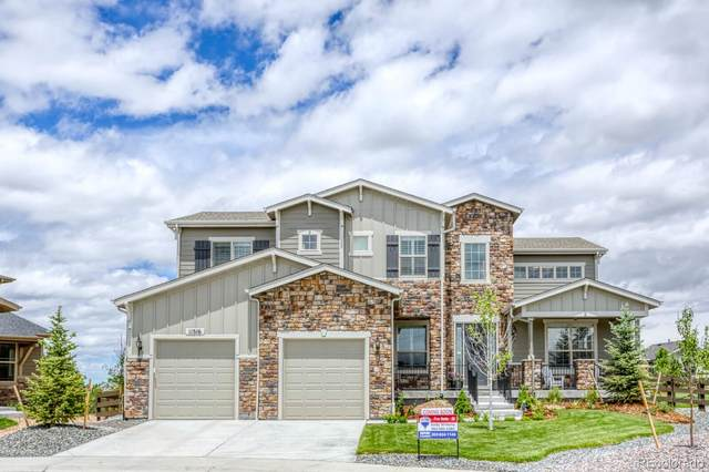 11516 Trona Court, Parker, CO 80138 (#6585976) :: The DeGrood Team