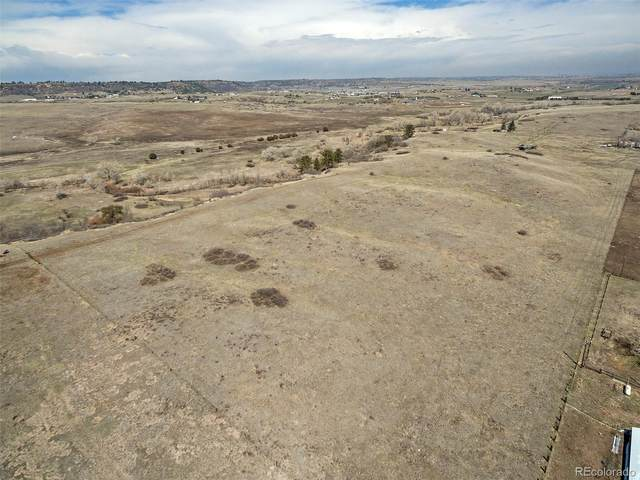 Parcel 3 Castlewood Canyon Road, Franktown, CO 80116 (#6587550) :: The Dixon Group
