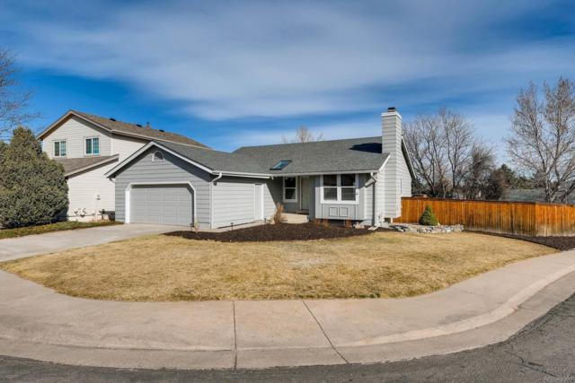 8901 S Coyote Street, Littleton, CO 80126 (#6592144) :: The Peak Properties Group
