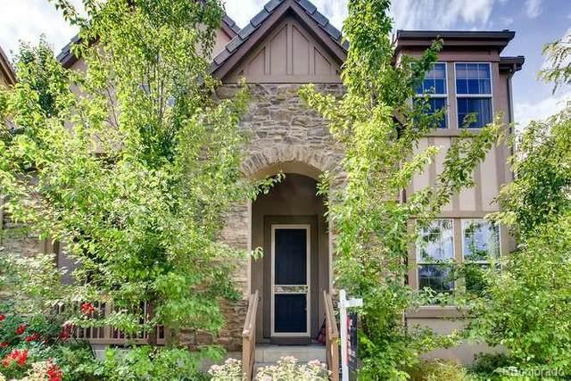 8985 Crossington Way, Lone Tree, CO 80124 (#6593190) :: Colorado Home Finder Realty