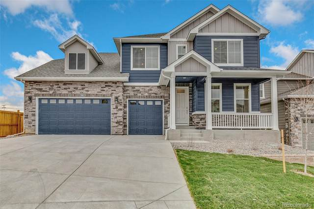 1498 Wingfeather Lane, Castle Rock, CO 80108 (#6593284) :: The DeGrood Team