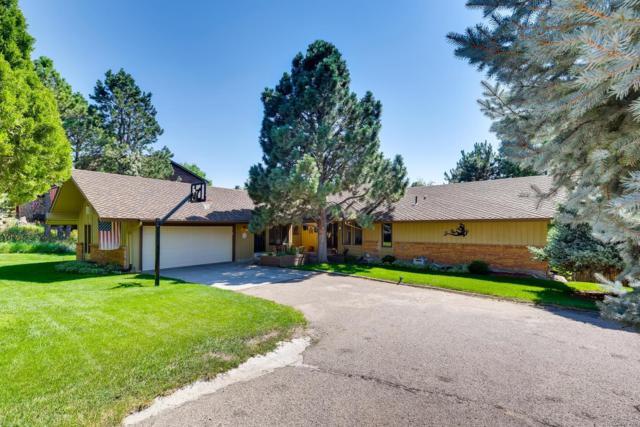 8250 Carriage Lane, Parker, CO 80134 (MLS #6593759) :: 8z Real Estate