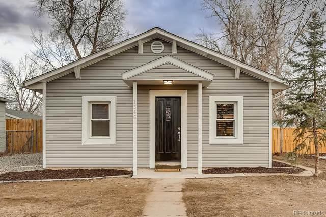 1346 Wabash Street, Denver, CO 80220 (MLS #6595485) :: 8z Real Estate