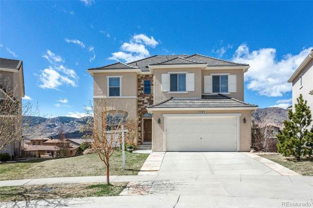 2593 S Kendrick Court, Lakewood, CO 80228 (MLS #6599301) :: 8z Real Estate