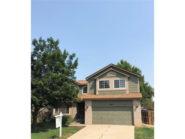18001 E Dickenson Place, Aurora, CO 80013 (MLS #6601553) :: 8z Real Estate