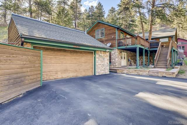 5570 Parmalee Gulch Road, Indian Hills, CO 80454 (MLS #6602289) :: Neuhaus Real Estate, Inc.