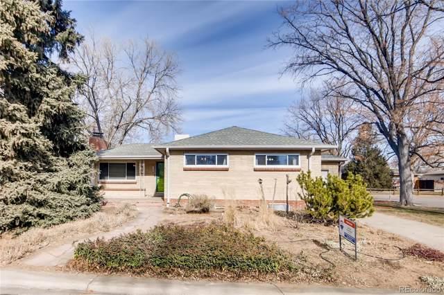 7105 W 30th Avenue, Wheat Ridge, CO 80033 (#6603947) :: The Peak Properties Group