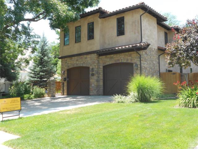 151 S Jasmine Street, Denver, CO 80224 (#6614578) :: Bring Home Denver