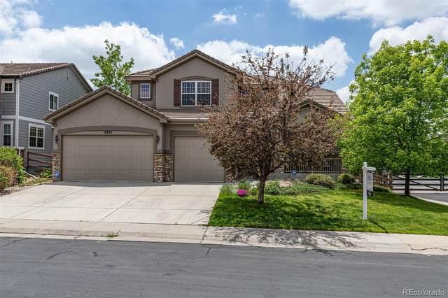 11935 E Lake Court, Greenwood Village, CO 80111 (MLS #6615832) :: 8z Real Estate