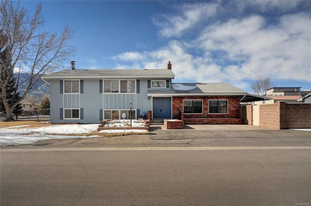 511 W 14th Street, Salida, CO 81201 (#6616322) :: Bring Home Denver