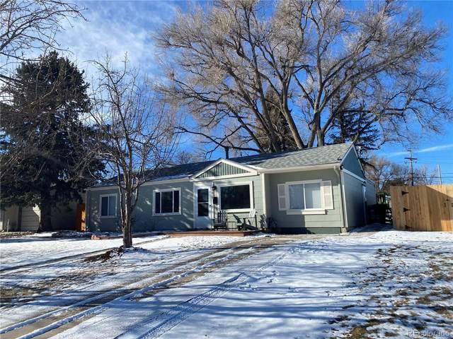 3011 S Glencoe Street, Denver, CO 80222 (#6618407) :: Realty ONE Group Five Star