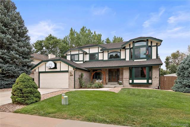 1682 Red Fox Place, Highlands Ranch, CO 80126 (#6619364) :: The HomeSmiths Team - Keller Williams