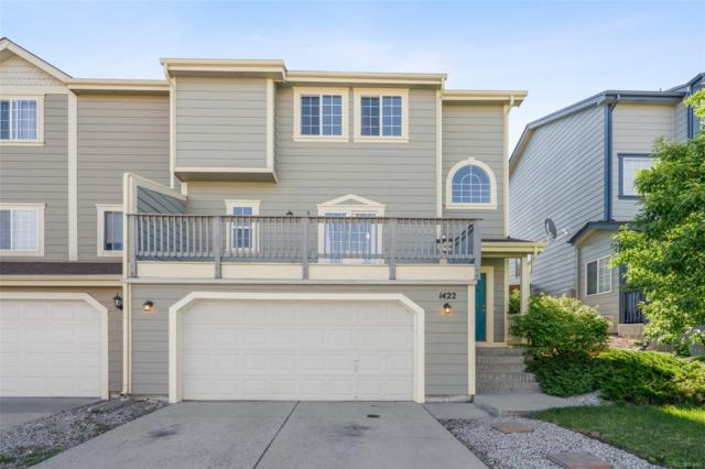1422 Live Oak Road, Castle Rock, CO 80104 (MLS #6620635) :: 8z Real Estate