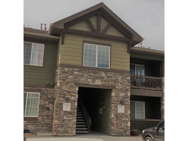 8035 Lee Drive #103, Arvada, CO 80005 (MLS #6621706) :: 8z Real Estate