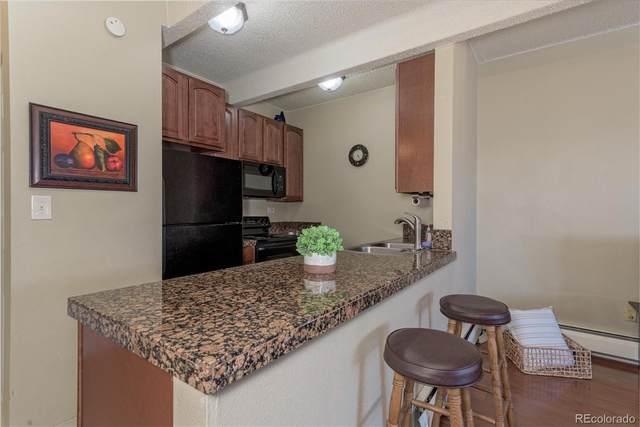10650 E Tennessee Avenue #506, Aurora, CO 80012 (MLS #6622044) :: Wheelhouse Realty