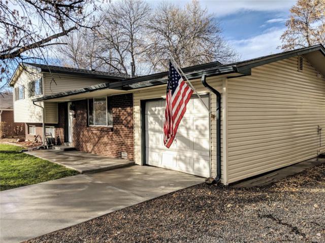 9943 W 66th Avenue, Arvada, CO 80004 (#6622353) :: Colorado Home Finder Realty